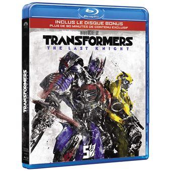 TransformersTransformers 5: The Last Knight Blu-ray
