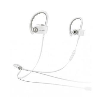 Ecouteurs Beats PowerBeats Sans fil Blanc