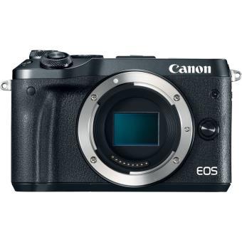 Canon EOS M6 - Body - Zwart
