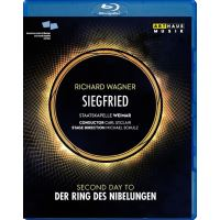 Siegfried Théâtre national allemand 2008 Blu-ray