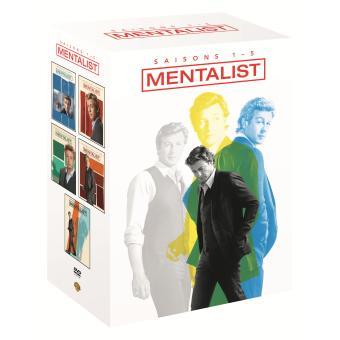 MentalistCoffret intégral des Saisons 1 à 5 - DVD