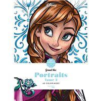 Grand bloc Disney Portraits