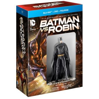 BATMAN CONTRE ROBIN - FR - BLURAY