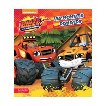 Blaze et les Monster MachinesBlaze - Les Monster Rangers