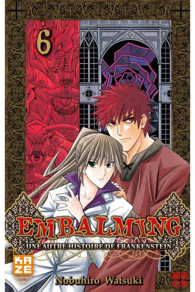 Embalming - Tome 06 : Embalming