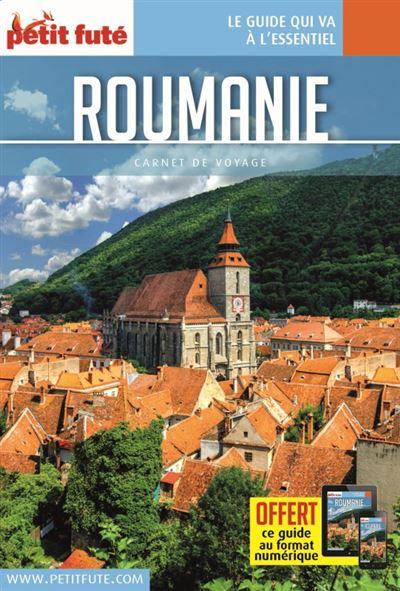 Roumanie 2017 carnet petit fute + offre num