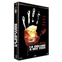 Coffret La colline a des yeux 1 et 2 Edition du 40ème Anniversaire Combo Blu-ray DVD