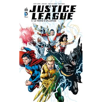 Justice leagueJustice League