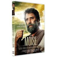 Moïse : Les dix commandements Coffret 2 DVD