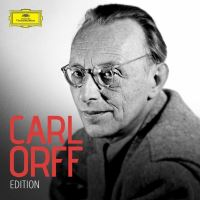 Carl Orff Edition 125ème Anniversaire Limitée Coffret