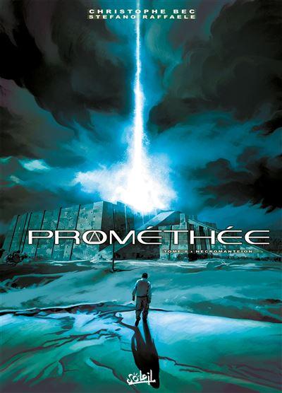 Prométhée T8 - Necromanteion
