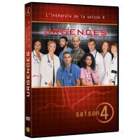 Urgences Coffret intégral de la Saison 4 - DVD