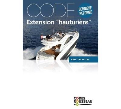 Code Rousseau code extension hauturière 2019