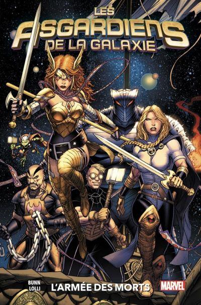 Les Asgardiens de la Galaxie (2018) T01 - L'armée des morts - 9782809483260 - 11,99 €