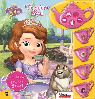 Princesse Sofia -  : Un goûter royal