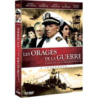 Les Orages de la guerreLes Orages de la guerre L'intégrale de la série DVD