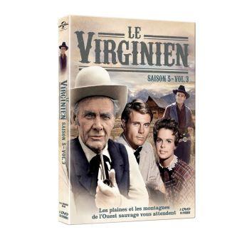 Le VirginienLe Virginien Saison 5 Volume 3 DVD