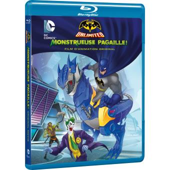 BatmanBatman Unlimited - Monster Chaos