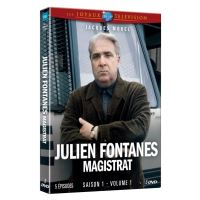 Julien Fontanes, magistrat Saison 1 Volume 1 DVD
