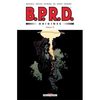 BPRD originesBPRD Origines volume