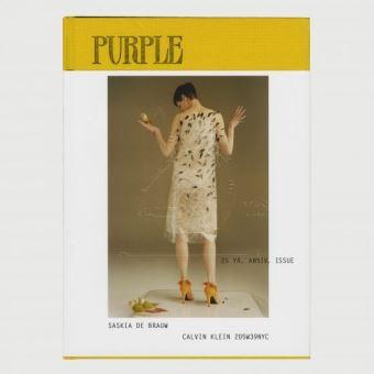 Revue Purple Fashion Book 25 Year Anniversary