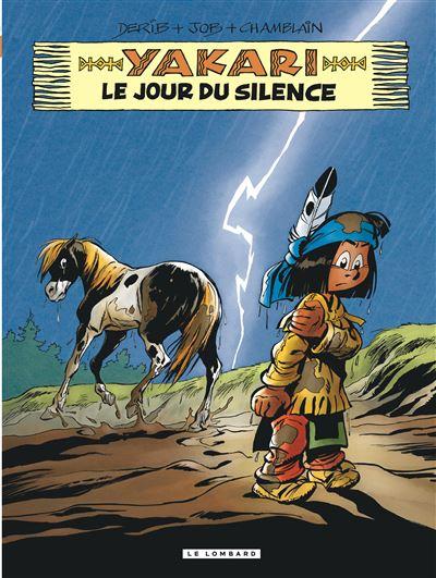 Yakari - Le Jour du silence
