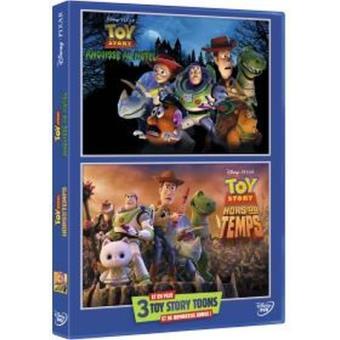 Toy StoryToy Story Angoisse au motel + Hors du temps DVD