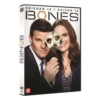 BonesBones Saison 12 - 3 DVD | NL