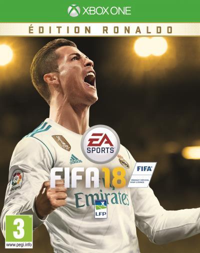 FIFA 18 Edition Ronaldo Xbox One