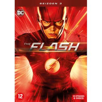 FLASH - SEASON 3 (6DVD) (IMP)