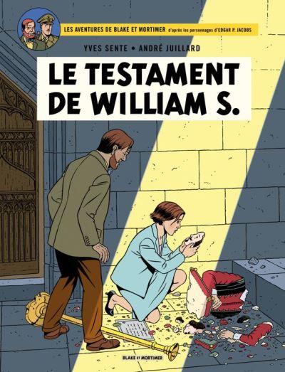 Blake et Mortimer - Tome 24 - Le Testament de William S. - 9782505054603 - 9,99 €