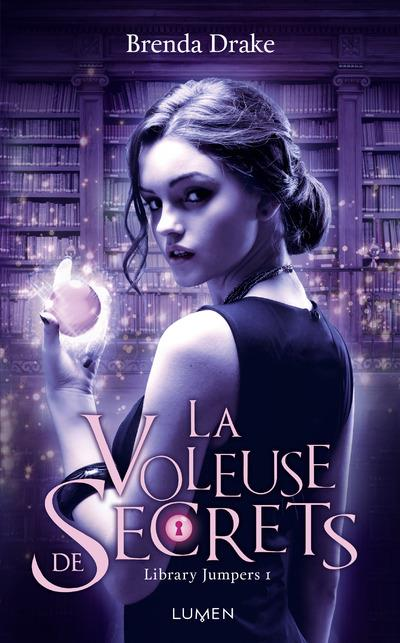 Library Jumpers - Tome 1 : La Voleuse de secrets
