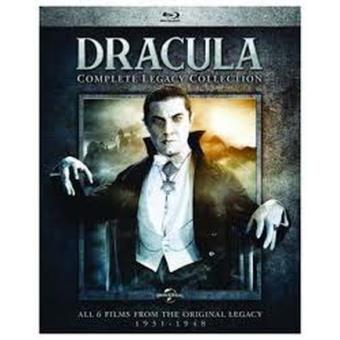 Dracula Complete Legacy Collection Blu-ray