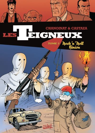 Les Teigneux * Tome 2 - Carnage Boogie