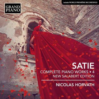 Intégrale des œuvres pour piano Volume 4 Nouvelle édition Salabert