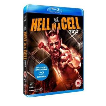 WWE Hell in a Cell 2012 Blu-ray