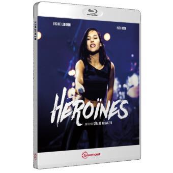 Héroïnes Blu-ray
