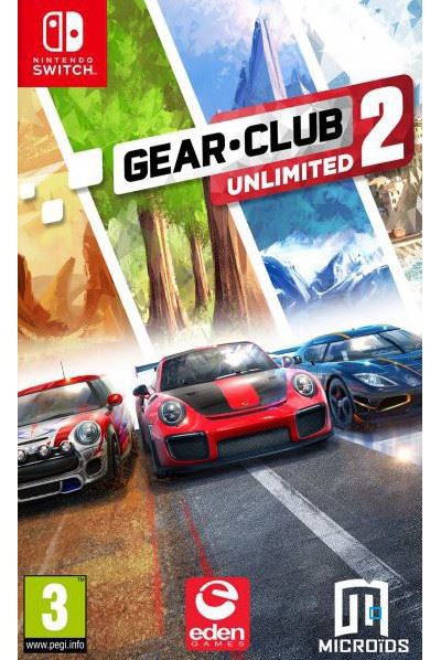 Gear Club Unlimited 2 Nintendo Switch
