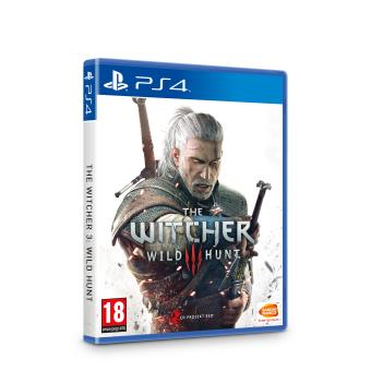THE WITCHER 3: WILD HUNT PS4 VERSION REA