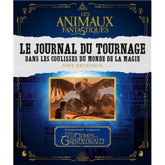 Les Animaux Fantastiques Dans Les Coulisses Du Monde De La Magie Le Journal Du Tournage