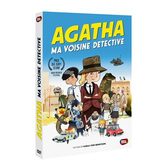 Agatha, ma voisine détective DVD