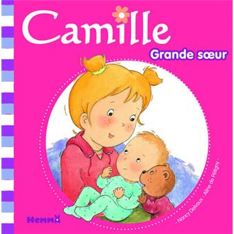 Camille Fond Rose Tome 20 Camille Grande Soeur