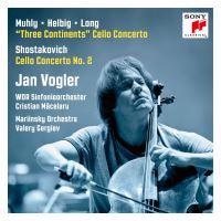 Three Continents Cello Concerto 2