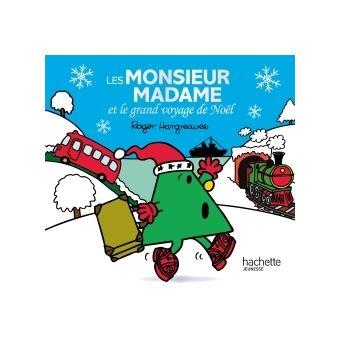 Monsieur MadameLes Monsieur Madame et le grand voyage de Noël