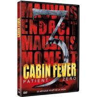 Cabin Fever 3 : Patient Zéro DVD