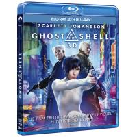 Ghost in the Shell Blu-ray 3D + 2D