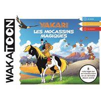 Wakatoon Les mocassins magiques