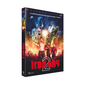 Iron SkyIron Sky 2 DVD