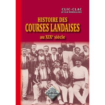 Histoire des courses landaises