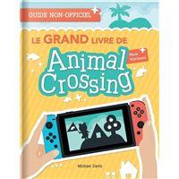 Le Grand Livre de Animal Crossing New Horizons